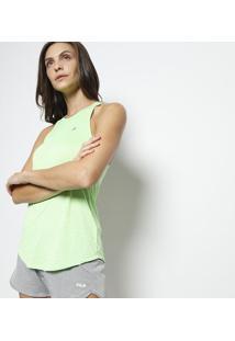 Regata Nadador Mescla Flow®- Verde Clarofila