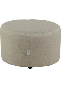Puff Pastilha Tecido Jacquard Assis 8149 Cinza Stay Puff