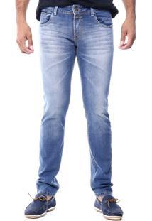 Calça Jeans Sawary Azul