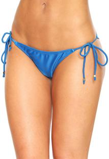 Calcinha Marcyn String Bloomer Azul