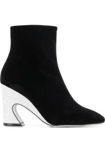 Giannico Ankle Boot Gaby - Preto