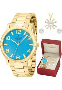 Relógio Champion - Cn25181V Dourado