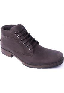 Bota Blueberry Brasil Monaco Brown - Masculino