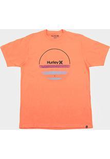 Camiseta Hurley Silk Banded Masculina - Masculino