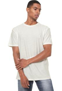 Camiseta Reserva Flame Estonada Off White