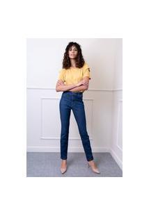 Calça Sisal Jeans Basica Blue