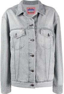 Acne Studios 2000 Stonewashed Jacket - Cinza