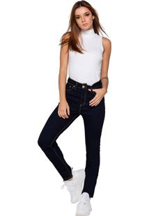 Calça Jeans Skinny Cintura Alta Latifundio Jeans