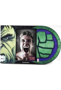 Porta Retrato Hulk 2 Geek10 Verde