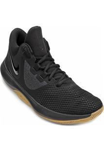 Tênis Nike Air Precision Ii Masculino - Masculino-Preto+Bege