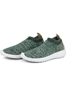 Tênis Top Franca Shoes Suflair Feminino - Feminino-Verde