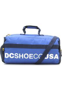 Mala Dc Shoes Brenttenberger Duffle Bqr0 Azul