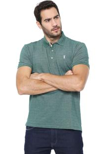 Camisa Polo Sergio K Reta Sanjan Verde