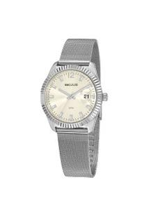 Relógio Feminino Seculus 20870L0Svns2 Analógico 5Atm | Seculus | U