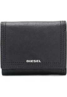 Diesel Carteira 'Loretta' - Preto