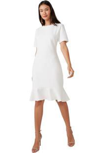 767ad1329 Vestido Midi Peplum feminino | Shoelover