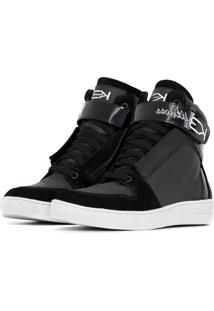 Sneaker K3 Fitness Stylish Preto