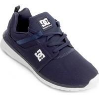 Tênis Dc Shoes Heathrow Masculino - Masculino-Marinho 80502fa7e88c5