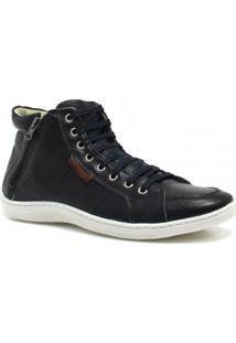 Sapatênis Casual Zariff Shoes Cano Baixo