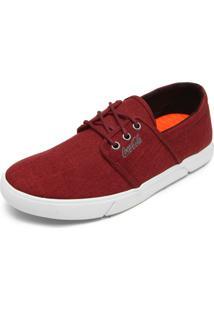 Sapatênis Coca Cola Shoes Kali Vermelho