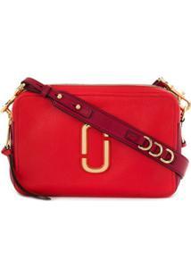 Marc Jacobs Bolsa Transversal - Vermelho