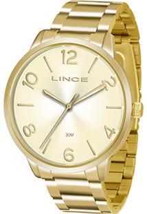 Relógio Feminino Lince Lrgj045L C2Kx