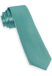 Gravata Tradicional Verde Style