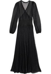 Vestido Decote Transpassado Eva - Feminino