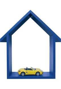 Nicho Home Azul (33X23)