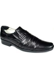 Sapato Social Masculino Palmilha Gel Com Amortecedor Ranster - Masculino