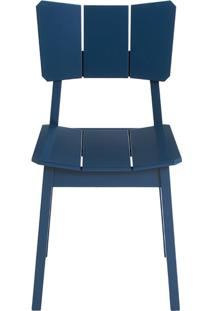 Cadeira Uma - Azul
