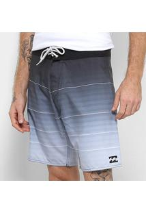 Bermuda Billabong Fluid Originals - Masculina - Masculino