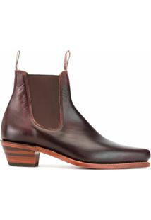 R.M.Williams Ankle Boot Millicent - Marrom