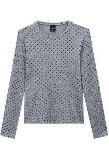 Blusa Estampada Malwee