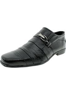 Sapato Masculino Social Preto La Faire - 780