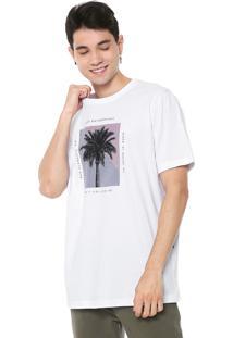 Camiseta ...Lost Palm Branca