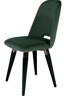 Cadeira Selina Giratória Veludo Retro Província