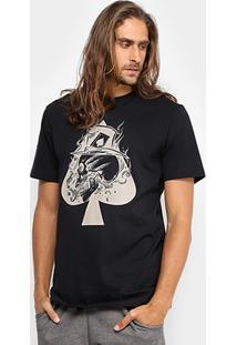 Camiseta Mcd Regular Core Hat Masculina - Masculino