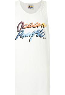 Àlg Regata California Nadador + Op - Branco