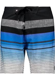 Bermuda Hang Loose Blot Masculina - Masculino-Azul