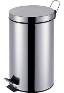 Lixeira Ágata 30L Mor - Multistock