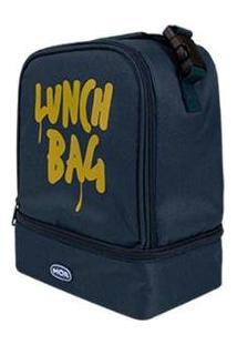 Cooler 6L Lunch Bag Sortido - Amarelo - Unissex-Amarelo