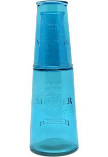 Moringa Summer- Azul Claro- 26,5Xø9,5Cmurban
