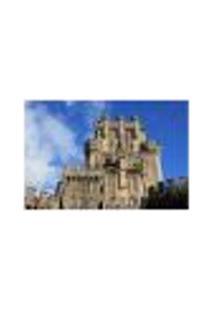 Painel Adesivo De Parede - Castelo - 231Pn-M