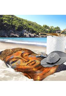 Toalha De Praia / Banho Buda