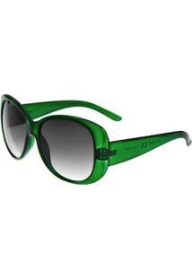 Óculos Ray Flector Buckingham 251Co Feminino - Feminino-Verde