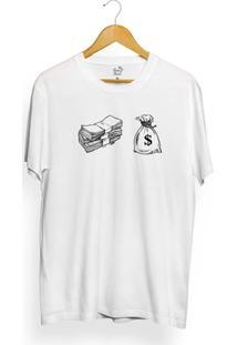Camiseta Long Beach Cash - Masculino