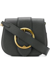 Polo Ralph Lauren Bucke-Embellished Shoulder Bag - Preto