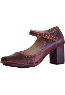 e83f1f39e Sapato Vermelho Vintage feminino | Shoelover