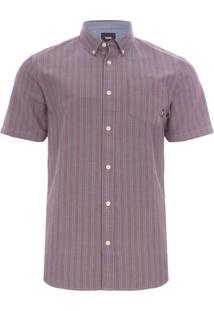 Camisa Masculina Houser - Cinza